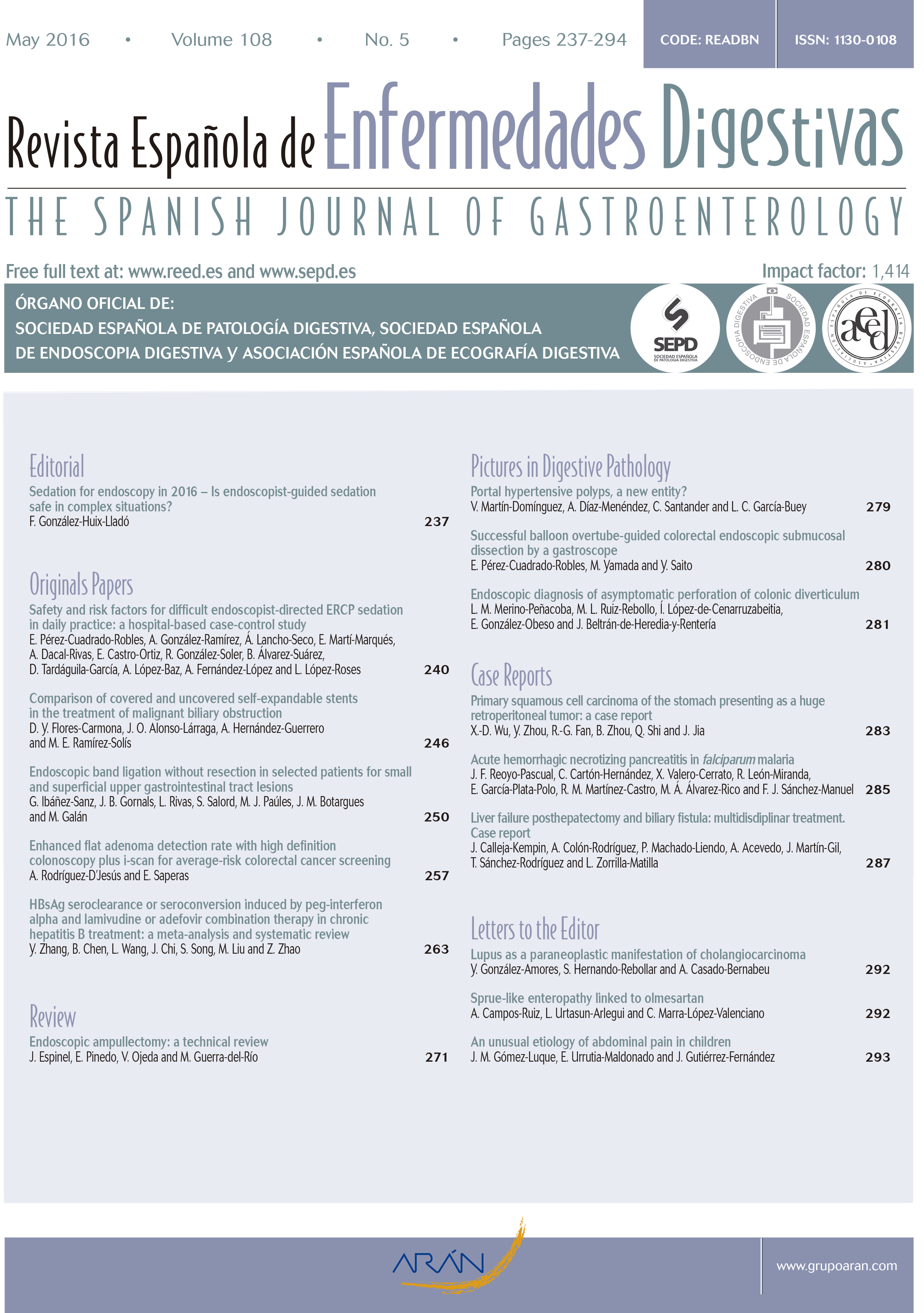 Publications - Current issue